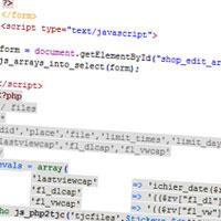 web & code